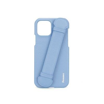 FENNEC LEATHER IPHONE 12 / 12PRO HANDLE CASE - SKY BLUE