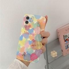아이폰 케이스 12 11 프로 맥스 미니 X 8 7 하트