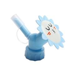 원예 물뿌리개 (하늘색)  - 화분 물조리개, 페트병_(1302258)