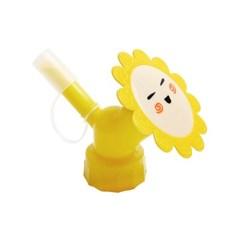 원예 물뿌리개 (노랑색) - 화분 물조리개, 페트병_(1302256)