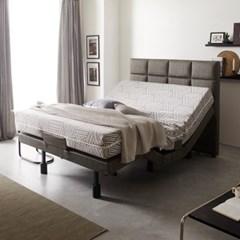 엘리브 노보 모션베드 큐브형 퀸 침대풀세트 ha145