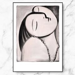 인테리어 액자 Picasso Woman Inspiration_(2683303)
