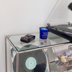 blue note candle