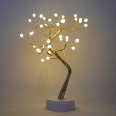 인테리어 조명 LED 무드등 트리 간접조명