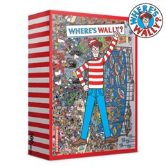 [MNBTH x Where is Wally?] Puzzle
