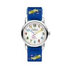 [주말특가] 컬러리 귀여운 어린이 손목시계 특가!