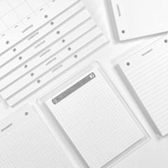 [MINI] 바인딩 노트패드 시리즈(50매)