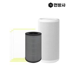 국산 H13등급 무인양품 공기 청정기 호환필터_(1127710)