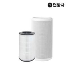 무인양품 공기청정기 필터 MJ-AP1KR 국산 H13등급_(1127524)