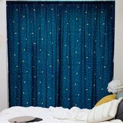 밤하늘 가리개 커튼