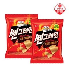 에어베이크드 쎈그레인 로제스파이시맛55gx6봉