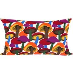 30 Wild Mushroom Cushion