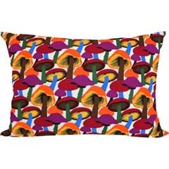 Wild Mushroom Pillowcase