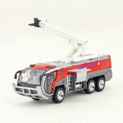 공항 119 소방차 레스큐 트럭 모형 구급 구난
