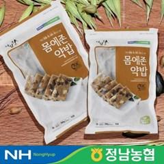 농협 찰떡 몸에존 약밥 700g