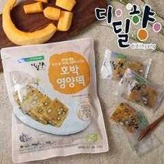 농협 영양찰떡 호박영양떡 400g