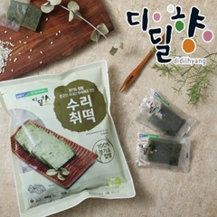 농협 영양찰떡 수리취떡 400g