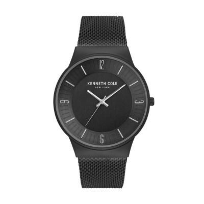 케네스콜 클래식 쿼츠 남성 메탈 손목시계 KC50800001