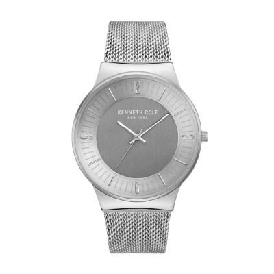 케네스콜 클래식 쿼츠 남성 메탈 손목시계 KC50800002