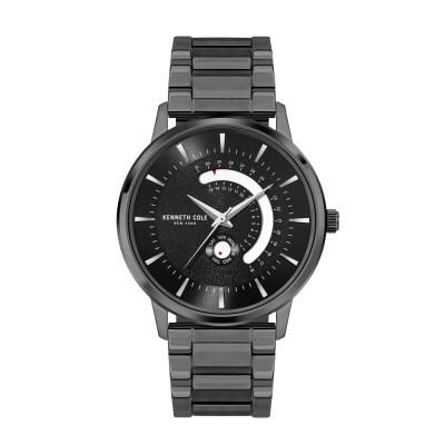 케네스콜 클래식 남성 메탈 손목시계 KCWGH2104502