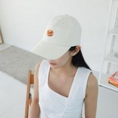 와플 꾸안꾸 데일리 챙넓은 기본 패션 볼캡 야구모자