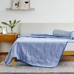 [모던하우스] 슈퍼쿨 쿨링 매쉬이불 150X200 블루