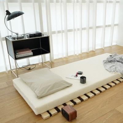 [리퍼]마루이 탄탄 라텍스 토퍼 매트리스 두께 10cm(착불)