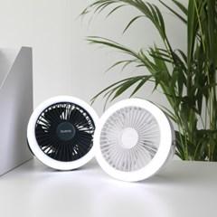 브에노 휴대용(캠핑) LED 무선 선풍기 BN-W300