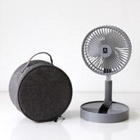 리넥 R3-FAN 캠핑 휴대용 무선선풍기 전용케이스세트