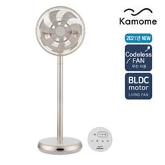 카모메 충전식 무선선풍기 KAM-AF305CG BLDC모터/저소음/초미풍