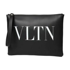 발렌티노 VLTN 로고 클러치백 VY2P0299LVN 0NO
