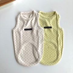 [T.도브 레이온 민소매 티셔츠] DOVE layon T_2colors