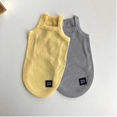 [T.아일렛 민소매 티셔츠] ISLET T_2colors