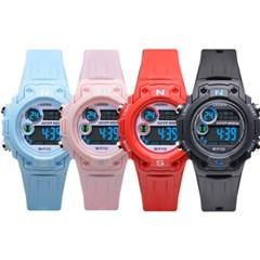 피닉스 어린이 방수전자시계 손목시계 LA-F112(방수)