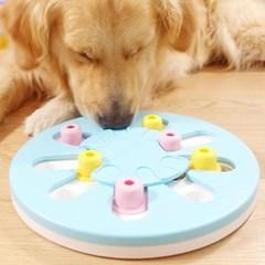 강아지 노즈워크 퍼즐장난감 후각발달