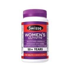 Swisse 스위스 여성 멀티비타민 Multivitamin 50+90정