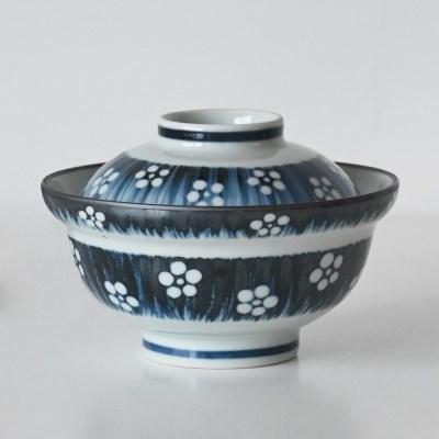 봄맞이 뚜껑 돈부리 텐동그릇_(1922661)