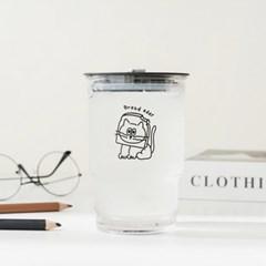식빵 애디 리유저블 텀블러 리유저블컵
