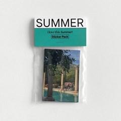 oab summer sticker pack