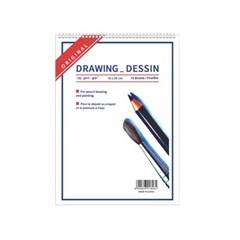 [블루마토] 140g도화지 스케치북 15매 B5 (DWB004) -3개세트