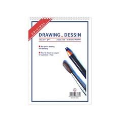 [블루마토] 140g도화지 스케치북 15매 A4 (DWB005) -3개세트