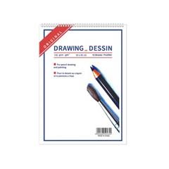 [블루마토] 140g도화지 스케치북 15매 25x35 (DWB006) -2개세트