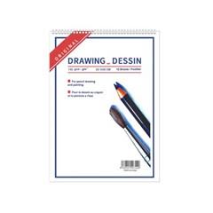 [블루마토] 140g도화지 스케치북 15매 A3 (DWB007) -2개세트