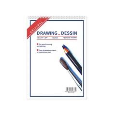 [블루마토] 180g도화지 스케치북 15매 B5 (DWB008) -3개세트