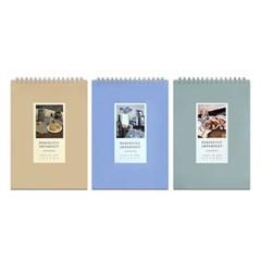 [블루마토]  명화 도화지 스케치북 46매 A4 (DWB012) 디자인랜덤