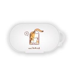 삼색냥 NO.2 버즈/플러스 하드케이스