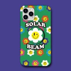 슬림하드 케이스 스마트톡 세트 - 솔라빔 그린(SolarBeam Green)