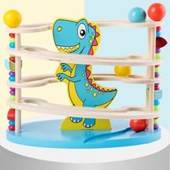 어린이집 교구 원목 장난감 공놀이 시각발달 학습교구 유아선물