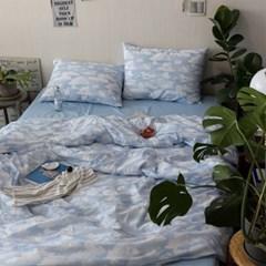 멜랑풀블루 자체제작 3size 호텔침구 사계절이불세트