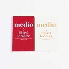 Liberta le cahir MEDIO 메디오 노트